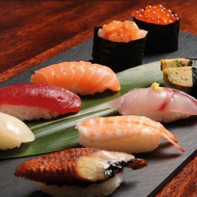 Nigiri moriawase 9 pieces