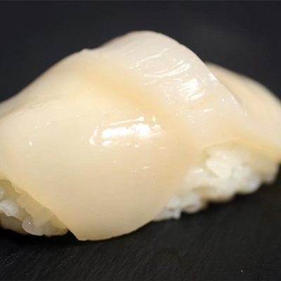 Nigiri with scallop