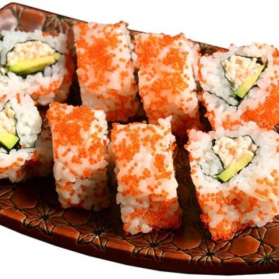california roll set menu