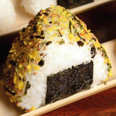 onigiri furikake